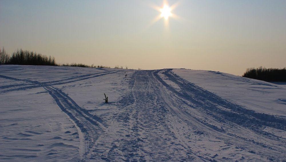 Sol en Siberia