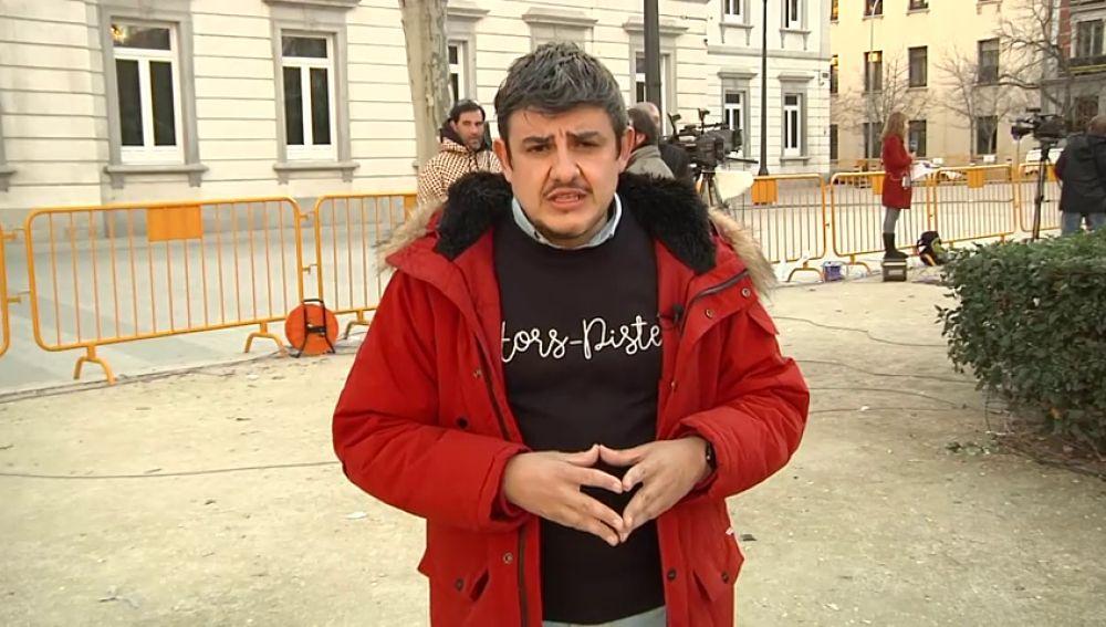 Diario del juicio del 'procés': este jueves arrancan las declaraciones de los acusados con Oriol Junqueras