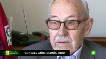 """""""Me encandiló ese niño con pecas"""": así hablaba Manuel Briñas de Fernando Torres en 2016"""