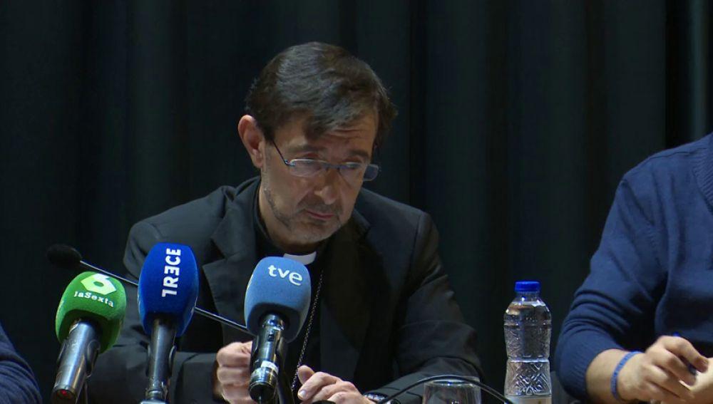 El obispo auxiliar de Madrid José Cobo
