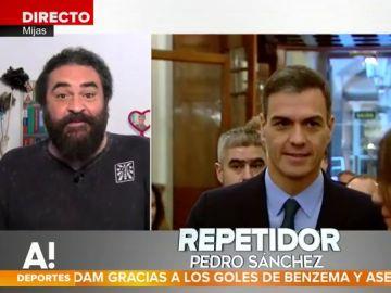 El Sevilla y Pedro Sánchez