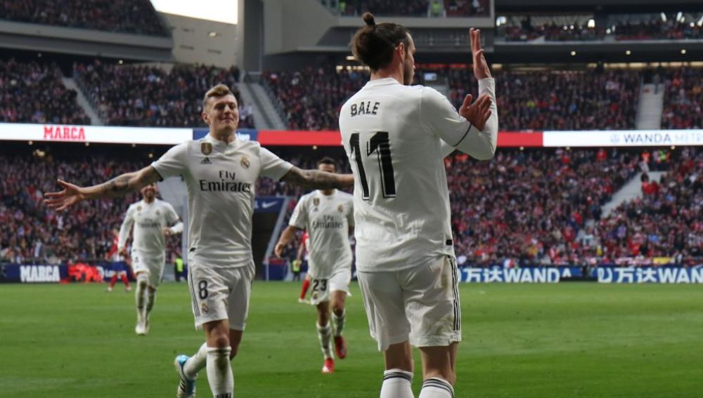 Gareth Bale podría ser suspendido por gesto ante afición del Atlético