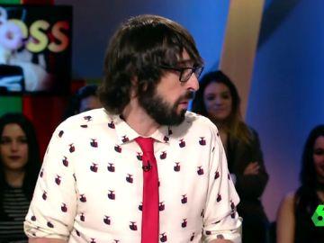 """El encontronazo de Miki Nadal y Quique Peinado a cuenta del fútbol: """"Te estás viniendo un poquito arriba"""""""
