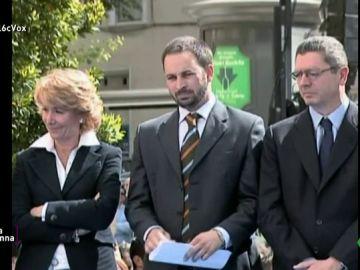 De cuando Santiago Abascal cobraba 93.000 euros brutos al año de sus denostadas autonomías