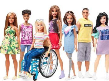 Nuevo catálogo de Barbie