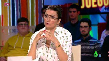 Silvia Abril en Zapeando