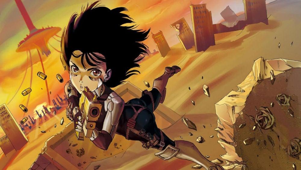 'Alita: ´Ángel de Combate' es la película de acción cyberpunk del año