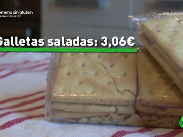 ¿Cuánto cuesta de media la cesta de la compra sin gluten?