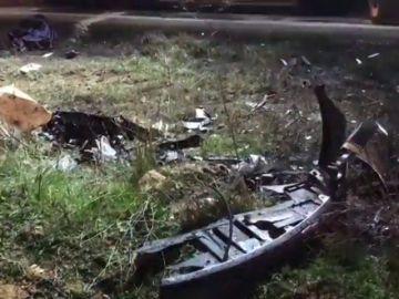 Tres personas han muerto en un choque entre dos vehículos en Pozuelo del Rey en Madrid