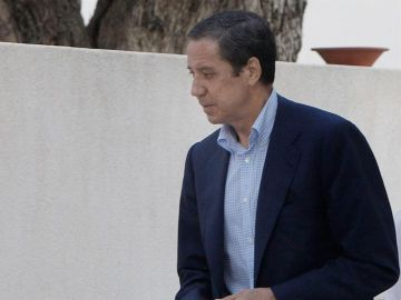 El expresident de la Generalitat Valenciana y exministro de Trabajo Eduardo Zaplana