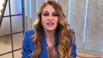 Paulina Rubio, en 'La Voz'