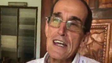 El misionero español horas antes del ataque terrorista en el que fue asesinado en Burkina Faso