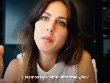 Imagen del vídeo parodia de Mundo TKM.