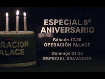 Salvados, especial Operación Palace
