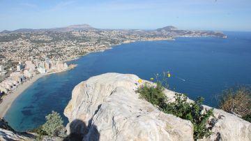 Costa de Calpe Alicante