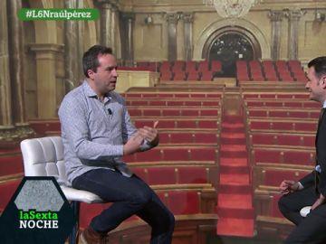 Iñaki López logra entrevistar en laSexta Noche a Puigdemont, Felipe VI e Iñaki Gabilondo gracias a Raúl Pérez