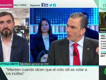 """Ignacio Escolar, crítico con que Vox se refiera a """"la PSOE"""": """"Parece que si algo es femenino es peor, es como si dijesen la ETA"""""""