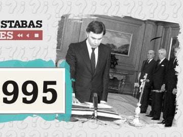 ¿Cuánto sabes del año 1995? Demuéstralo en este test