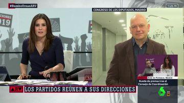 Gabriel Sanz habla en ARV