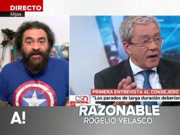 """La reacción de El Sevilla a la propuesta del consejero andaluz de Economía: """"Podíamos tirar de su teoría y mandar a nuestros políticos a Francia o Alemania"""""""