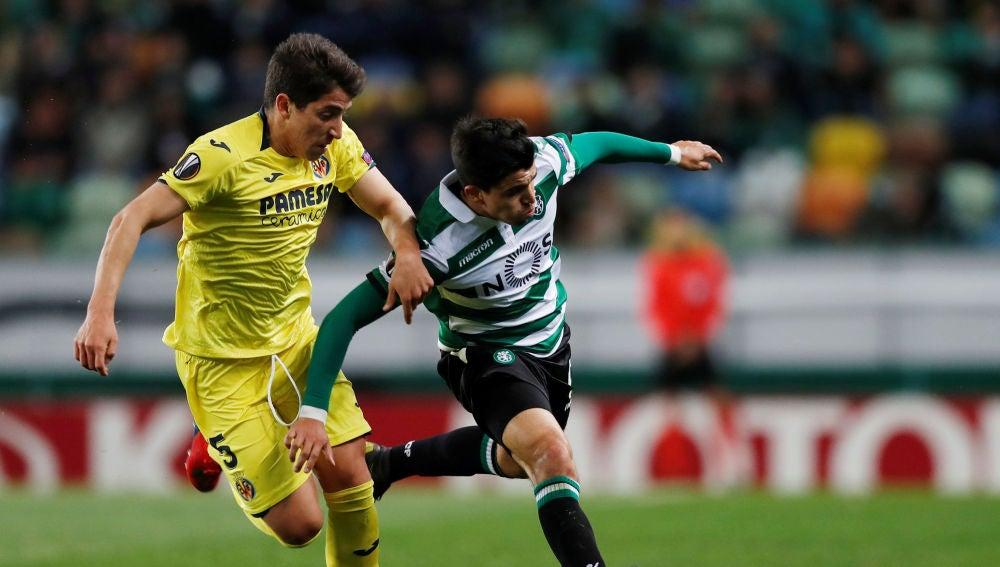 Resultado de imagen de Villarreal vs sporting de portugal
