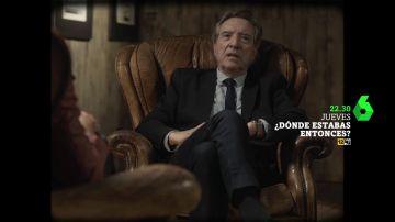 """Iñaki Gabilondo analiza el mandato de Felipe González en Dónde estabas entonces: """"Esa última legislatura fue una agonía"""""""