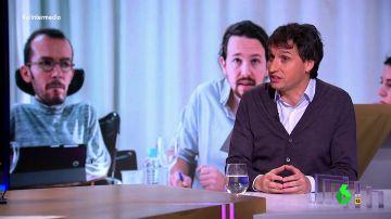 """Lluis Orriols: """"La primera norma en política es que no puedes ir a elecciones con el partido dividido"""""""