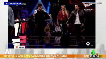 Pablo López, Karol G y David Bustamante