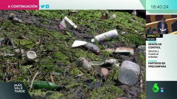 El Mediterráneo, uno de los mares más sucios del planeta: hay más de 23.000 toneladas de plástico