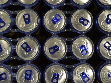 Bebidas energéticas (Archivo)
