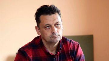 El concejal de IU en Llanes, Javier Ardines