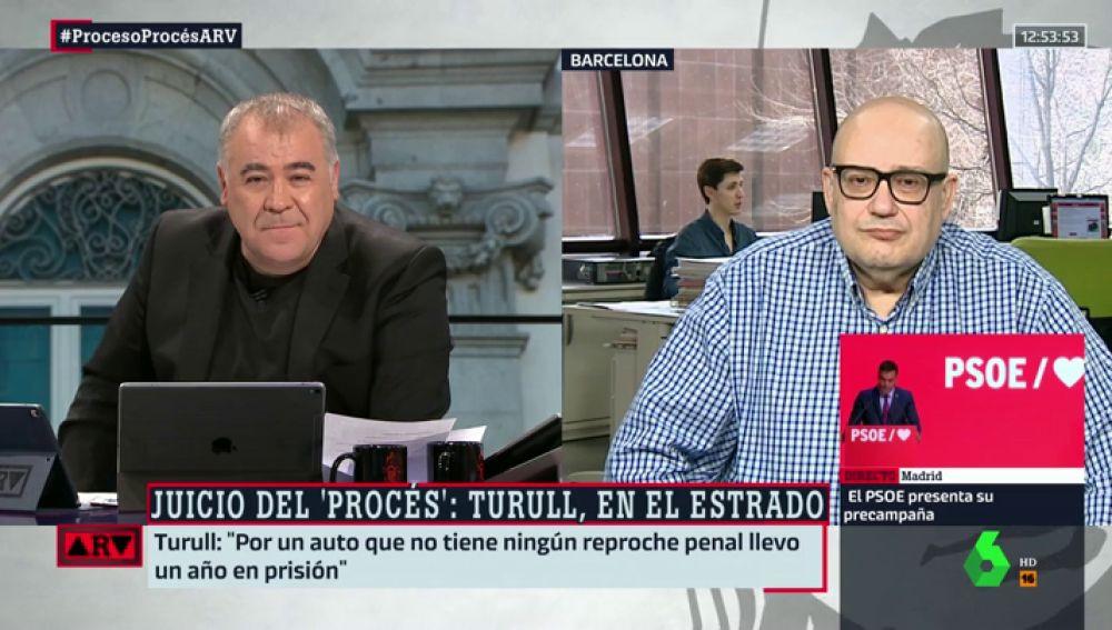 Miquel Giménez en ARV