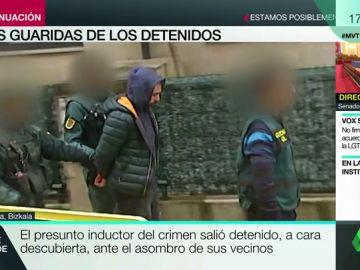 Estas son las guaridas de los detenidos por el asesinato de Javier Ardines