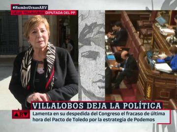 """La reflexión de Villalobos tras dejar la política: """"He contribuido a centrar mucho el PP; con algún que otro desgarrón"""""""