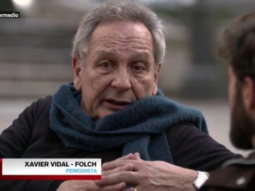"""Xavier Vidal-Folch nos da las claves del juicio del 'procés': """"Vox puede contaminarlo, sobre todo en una campaña electoral"""""""