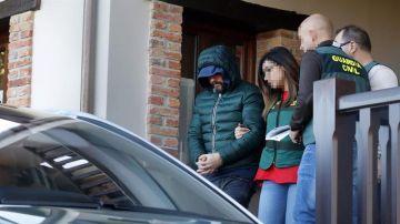 El presunto inductor del asesinato de Javier Ardines, Pedro Nieva