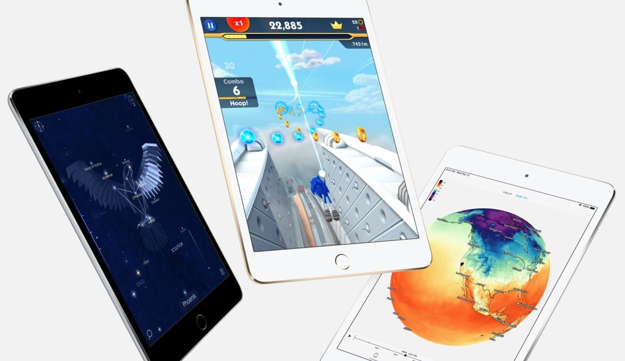 El iPad mini sería una de las renovaciones sorpresa de este año