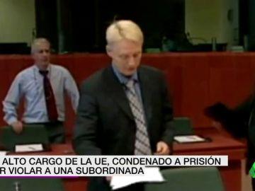 Condenan a cuatro años de prisión a un alto cargo de la UE por violar a una subordinada en la Comisión Europea