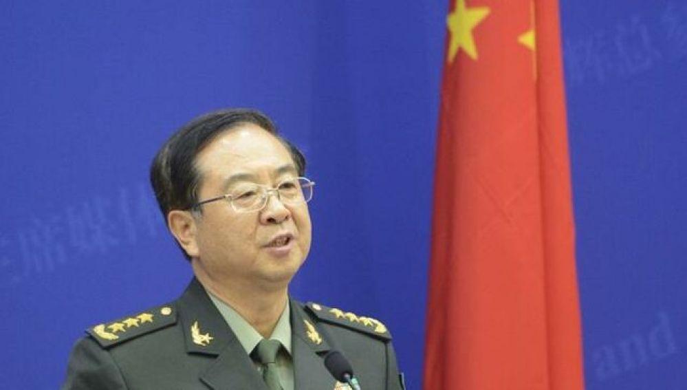 Fang Fenghui, exjefe del Estado Mayor chino