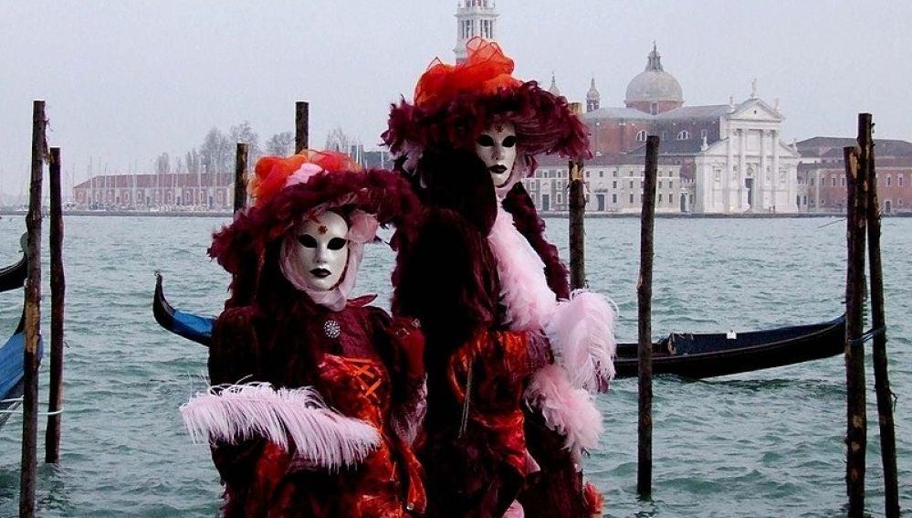 Carnaval en Venecia