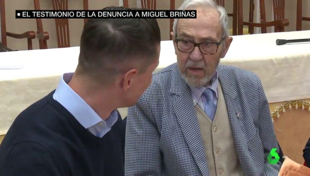Sale a luz el testimonio de Miguel Mena, el hombre que sufrió abusos sexuales por parte de Manuel Briñas
