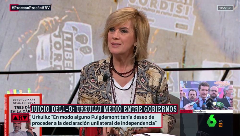 Gemma Nierga en ARV