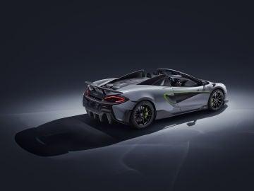 MSO y McLaren rinden homenaje al 675LT con una versión única de su nuevo Longtail