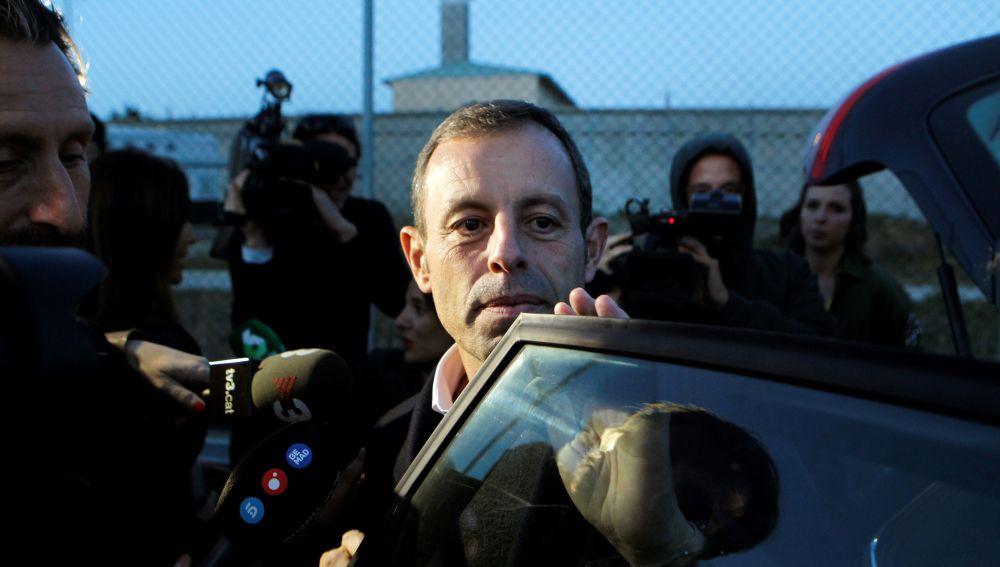 Sandro Rosell, absuelto tras pasar 21 meses en prisión preventiva