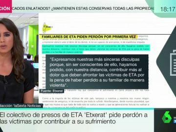 Comunicado del colectivo de presos de ETA 'Etxerat'