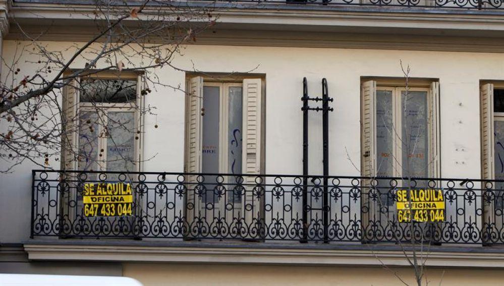 Viviendas en alquiler en Madrid