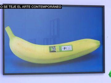 ARCO, un espacio que invita a la reflexión y una galería para comprar arte: lo más barato, un plátano que cuesta 700 euros