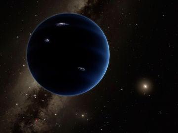 Se cree que el planeta podría ser similar a un gigante gaseoso como Urano y Neptuno
