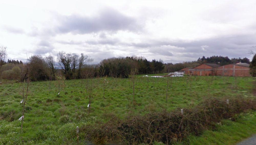 Municipio lucense de Cospeito, con menos de 10.000 habitantes