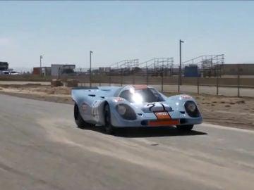 El histórico Porsche 917
